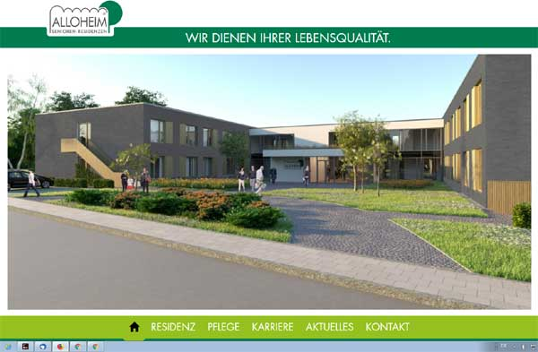 Alloheim Senioren-Residenz Bredstedt feiert  Einweihung