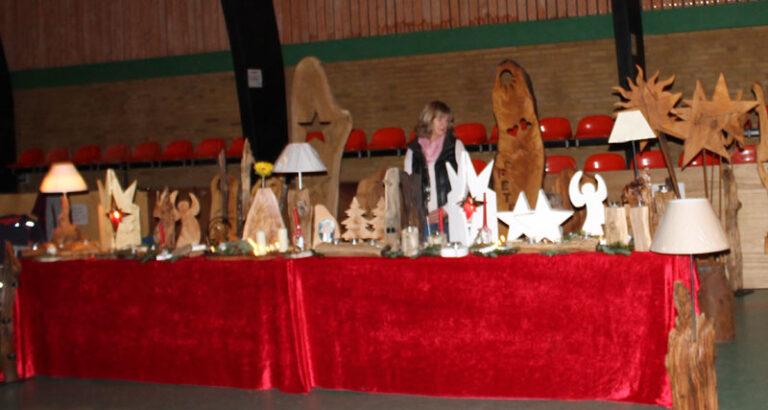 TSV Langenhorn veranstaltet Weihnachtsmarkt