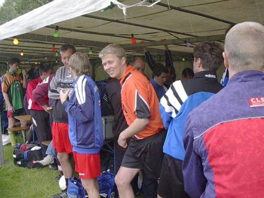 4. Ziegenpeter Budapest Outdoor Turnier 2004