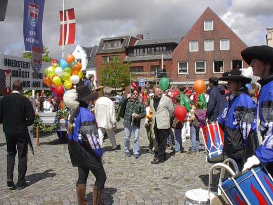 Kinderfest Bredstedt 2004 – Umzug