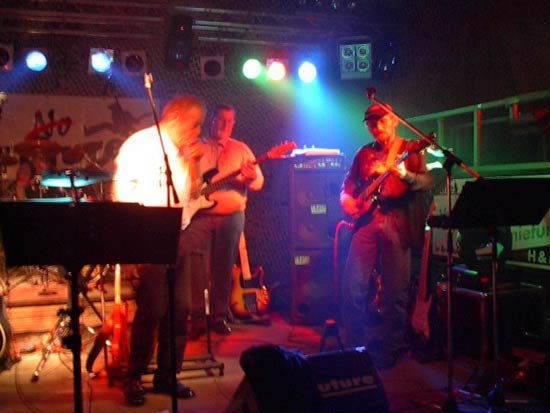 Fotos Konzert No Future 2003