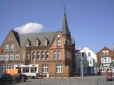 Fotos Bredstedt und Umgebung 2002
