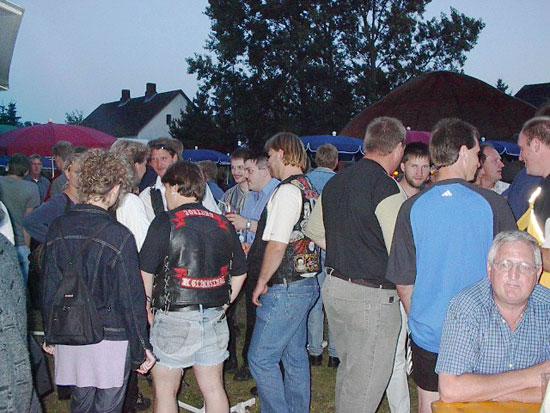 25. Langenhorner Sommerfest 28.-29.7.2001