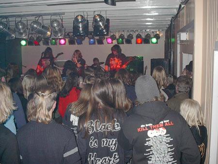 Jugendfestival JUZ Bredstedt 2004