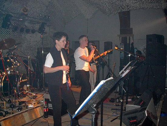 Fotos no future Konzert 25.1.2002
