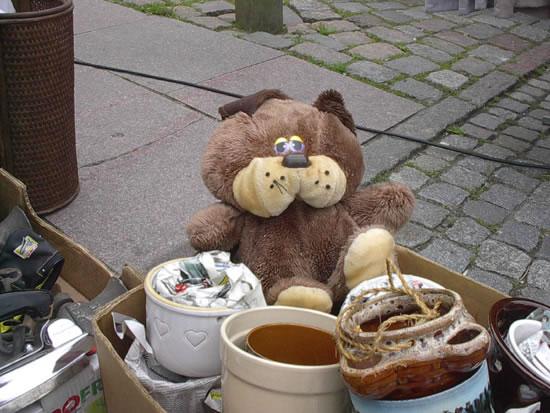 Flohmarkt Bredstedt 2002