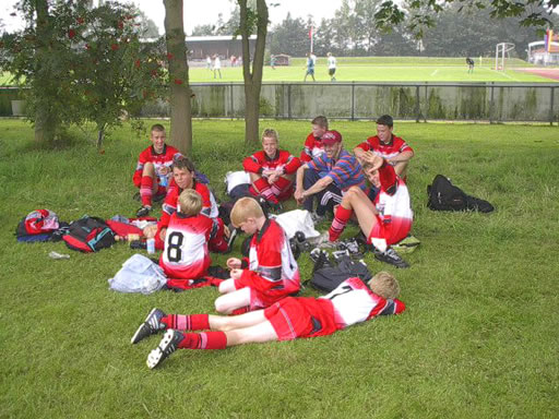 NF CUP Fussball Jugend 2002