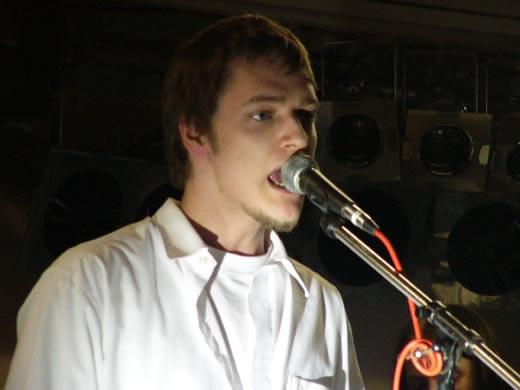 Konzert mit B 201 und CNG am 7.5.2004 im JuZ Bredstedt