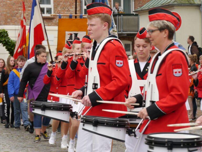 Feines Fest! Fotos vom Bredstedter Kinderfest 2016