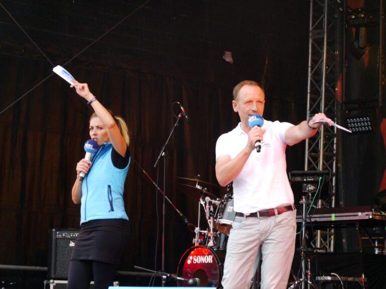 Fotos NDR Sommertour 2018 in Bredstedt mit Stanfour