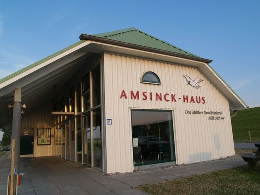 Das Amsinckhaus – Hamburger Hallig