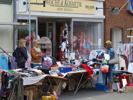 Fotos Bredstedter Markttage 2012