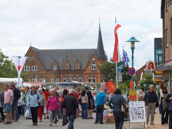 Das Programm der Bredstedter Markttage 2019