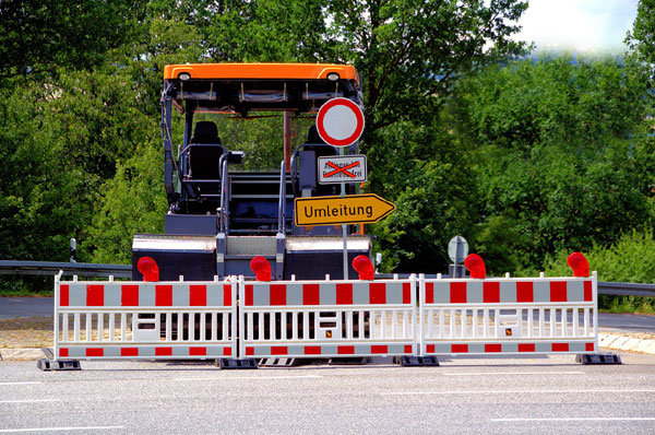 Bredstedt: Drelsdorfer Straße wird komplett gesperrt – Bushaltestellen fallen weg