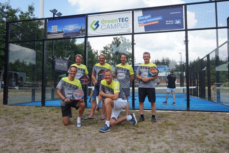 Enge-Sande: Padel in Schleswig-Holstein fest etabliert