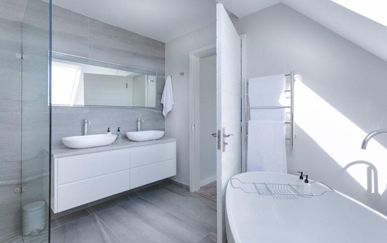 Die aktuellen Trends bei der Einrichtung des Badezimmers